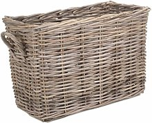 Unlined Boot Room Rattan Basket August Grove