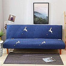 Unmbo Polyester Spandex Stretch Futon Slipcover,