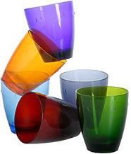 UNO POLYCARBONATE GLASSES SET