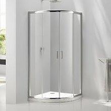 Uno Quadrant Shower Enclosure 800mm x 800mm - 6mm