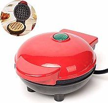 UNOIF Mini Waffle Maker Machine 350W Kitchen