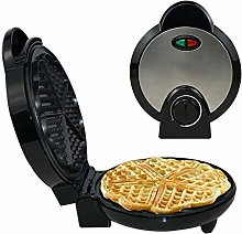UNOIF Stainless Steel Belgian Waffle Maker,