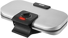Unold Double Waffle Maker, 1200 W, Stainless