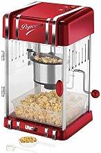 Unold Retro 300W Red, Silver Popcorn Popper