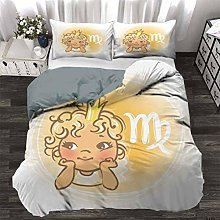 UNOSEKS LANZON Bedding Cover Baby Zodiac