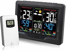 Uoeo Weather Station with Outdoor Sensor, Wireless
