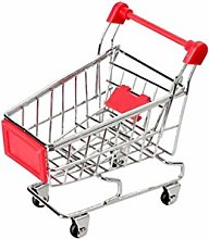 Uokoki Baby Kids Simulation Mini Shopping Cart