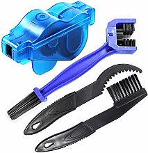 Uooker 4PCS Bike Chain Cleaner Brushes Kit Easy