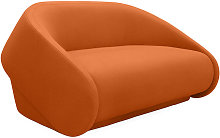Up-Lift Bed couch - Big Orange