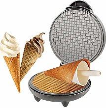 UPANV Electric Waffle Cone Maker, Ice Cream Cone