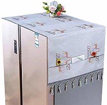 UPANV Fridge Dust Cover Dustproof Machine