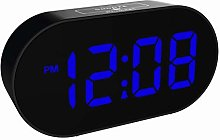 [Updated Version] Plumeet LED Alarm Clock -