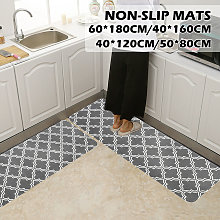 Upgrade Modern Super Soft Non-slip kitchen rugs