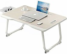 Upgraded Foldable Laptop Table& Portable Laptop