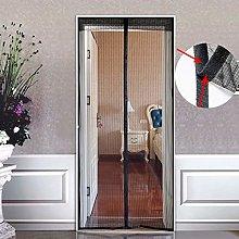 Upgraded Magnetic Screen Door,Full Frame Self Seal