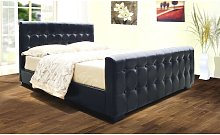 Upholstered Bed Frame ClassicLiving