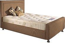 Upholstered Bed Frame Fairmont Park Size: Kingsize