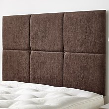 Upholstered Headboard Marlow Home Co. Size: Small