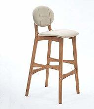 Upholstered Height Barstools, Bar Stool with