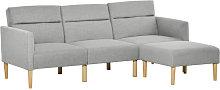 Upholstered Sofa bed Reversible Sectional Sofa Set