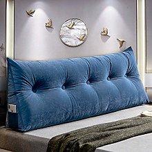 Upholstered Triangular Wedge Cushion, Sofa Bed