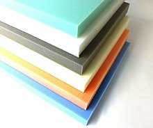 UPHOLSTERY FOAM SHEET CUT TO SIZE HIGH DENSITY ANY