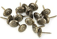 Upholstery Nails, 500Pcs Chrysanthemum Pattern