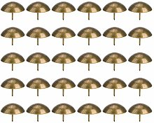 Upholstery Nails Pins Upholstery Tack 30Pcs