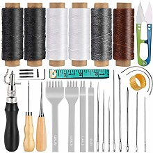Upholstery Repair Stitching Kit, Leather Repair
