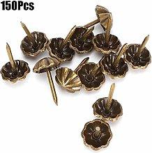 Upholstery Tacks-150PCs Upholstery Nails Retro