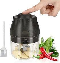 Upkey Mini Food Chopper Electric Garlic Chopper
