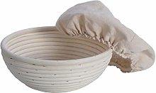 UPKOCH 2PCS Bread Banneton Sourdough Proofing