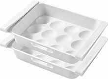 UPKOCH 2PCS Refrigerator Storage Box Organizer