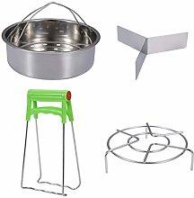 UPKOCH 4PCS Pressure Cooker Accessories Set