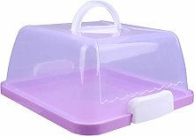 UPKOCH Cake Carrier Portable Cake Carrier with