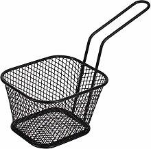 UPKOCH Frying Basket Strainer Food Colander Mesh