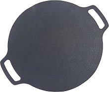 UPKOCH Grill Pan Portable Non- stick Stovetop