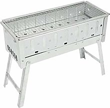 UPKOCH Outdoor Barbecue Grill Charcoal Grill