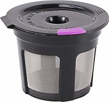 UPKOCH Reusable Coffee Filter Capsule Coffee