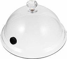 UPKOCH Smoking Cloche Dome Cover Smoke Infuser