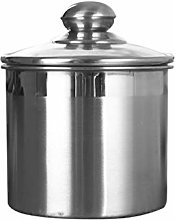 UPKOCH Stainless Steel Canister Kitchen Food