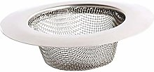 UPKOCH Stainless Steel Sink Strainer Mesh Tuna