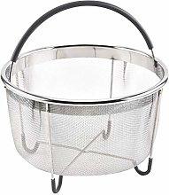 UPKOCH Stainless Steel Steamer Basket Vegetable