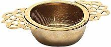 UPKOCH Tea Filter Stainless Steel Tea Strainer