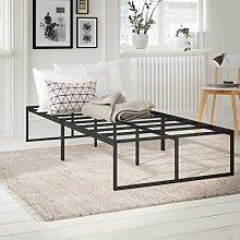 Uplander Platform Bed Frame Marlow Home Co.