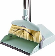 Upright Brush and Dustpan Kit,Floor Cleaning Tool