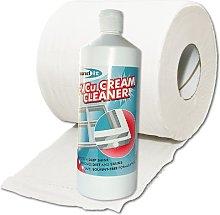 UPVC Window Cleaning Bundle - Cream Cleaner &