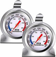 URATOT 2 Pieces Kitchen Oven Thermometer Oven
