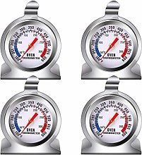 URATOT 4 Pieces Kitchen Oven Thermometer Oven