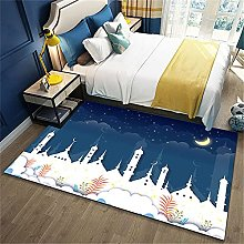 ◆ Urban bedroom girl bed modern carpet Durable
